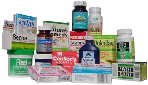 l health topics laxatives