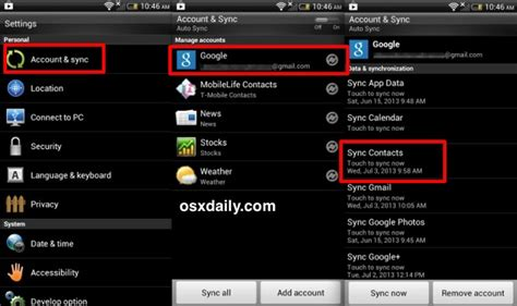 iphone contacts to android transfer contacts from android to iphone the easy way