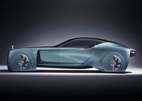 rolls royce concept car rolls royce showcases vision 100 concept cars co za