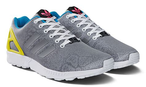 Adidas Zx Flux Reflection adidas originals introduces the zx flux reflective snake print pack sole collector