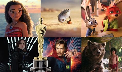 film oscar tutti nomination oscar 2017 tutti i candidati per la statuetta