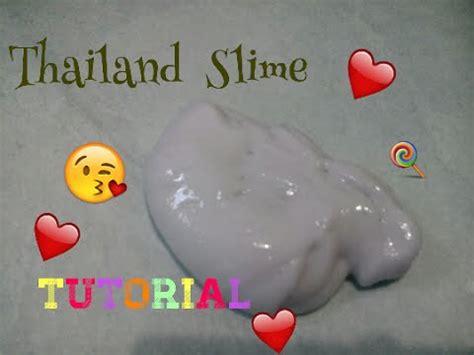 Tutorial Thai Slime | thailand slime tutorial fake youtube