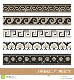 How To Design A Flower Vase Greek Ornament Stock Images Image 33647694