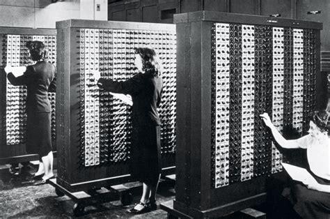 Eniac Walter Isaacson On The Women Of Eniac Fortune Com