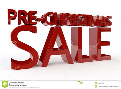 Pre Sale Is On by Pre Sale Royalty Free Stock Image Image 27300716
