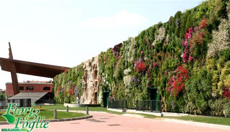 giardini verticali roma giardino verticale fiori e foglie
