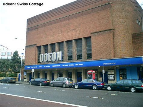 Odeon Cinema Swiss Cottage by Visual Diary V 2 February 2012