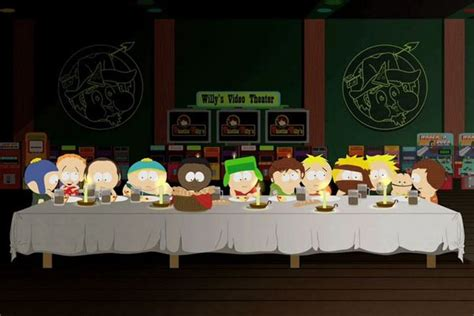 Sur La Table South Park by La C 232 Ne Des S 233 Ries T 233 L 233 Vis 233 Es Critictoo S 233 Ries Tv