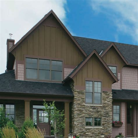 exterior design inspiring siding ideas with hardiepanel