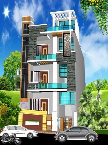3 floor house elevation designs andhra 3 floor house elevation images thefloors co