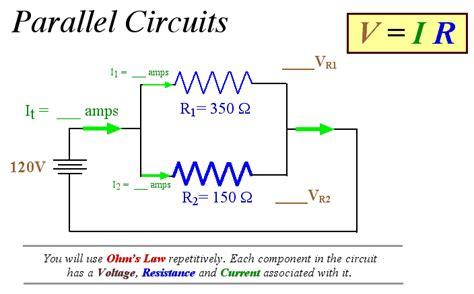 resistors in parallel dc circuit dc circuits