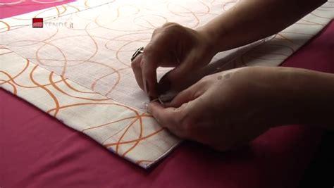 cucire una tenda a pacchetto come cucire una tenda a pacchetto
