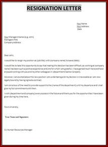 Resignation Letter Sle In Word Format by 16 Resignation Letter Format To School Admistration Sendletters Info