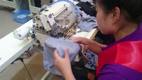 Mesin Jahit Celana Dalam hikari obras kepala kecil karet celana dalam hx6900t