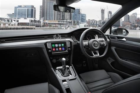 volkswagen passat 2015 interior 2016 volkswagen passat on sale in australia from 34 990