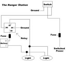 road light wiring links and diagrams