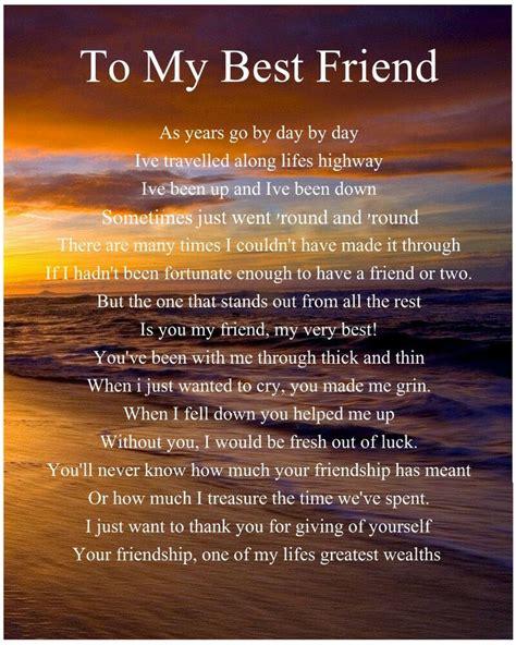 personalised    friend poem birthday christmas gift present  ebay