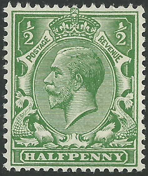 How To Select Sheets by Sg351 D Green Unmounted Mint King George V 1912 22 Royal