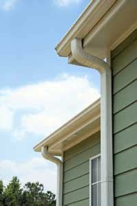 Which Is Better Metal Or Vinyl Gutters - gutters downspouts