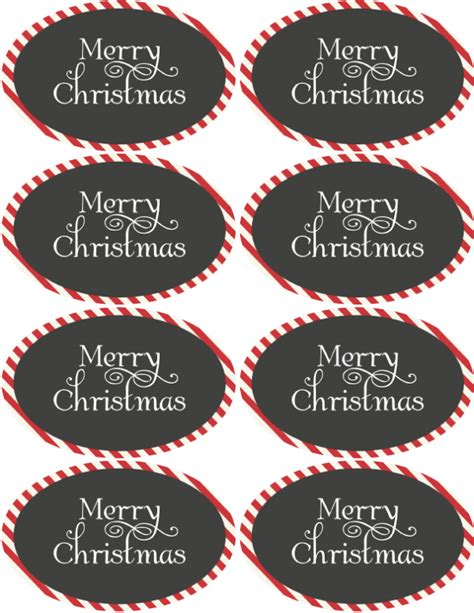 christmas holiday assorted circle  oval labels worldlabel blog