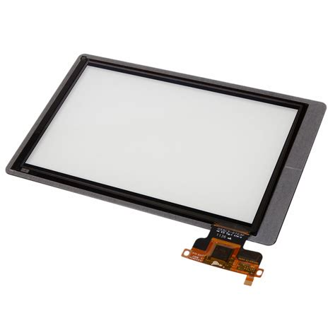 tablett glas durable digitizer touch screen glass for kindle