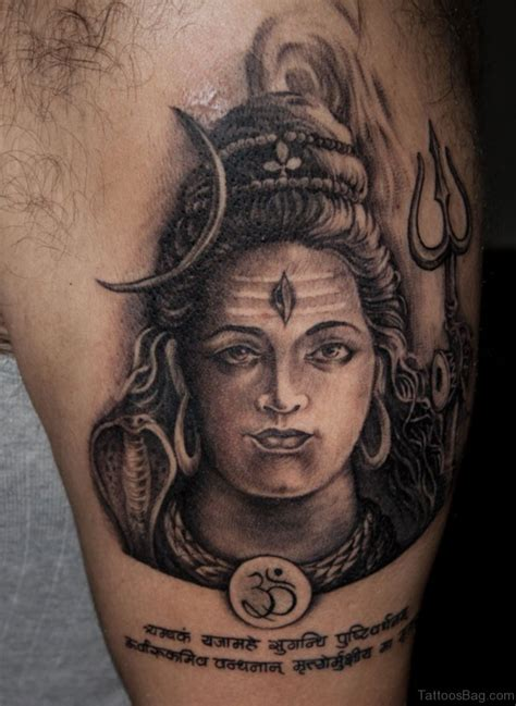 shiva tattoo 50 shiva design ideas and placements me now