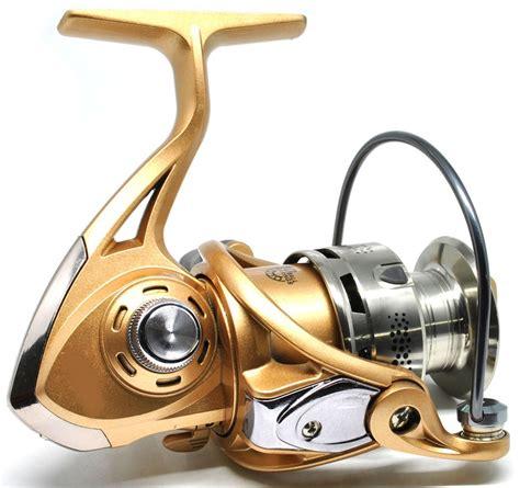 Fanshun Gulungan Pancing Fb4000 Metal Fishing Spinning Reel 10 Bal alat reel pancing menahan tarikan ikan lebih kuat tanpa