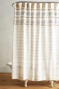Anthropologie Shower Curtains Atessa Shower Curtain Anthropologie