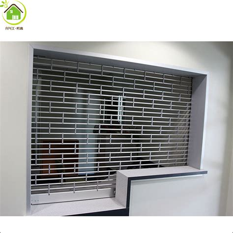 Roll Up Security Doors by Aluminum And Steel Commercial Roll Up Door Storefront