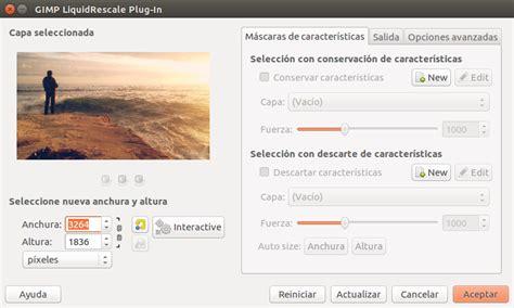 eliminar imagenes antiguas ubuntu redimensionar im 225 genes sin deformar en ubuntu el atareao