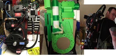 Proton Packs For Sale by Who Ya Gonna Call For Your 3d Printed Ghostbusters Proton