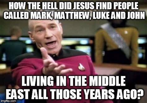 Wtf Jesus Meme - picard wtf meme imgflip