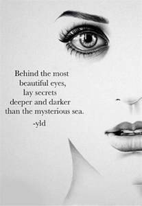 Blind Side Real People 23 Beautiful Quotes On Eyes With Images