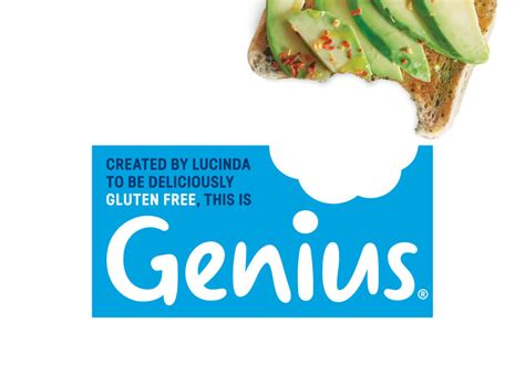 b b studio delivers a deliciously ingenious rebrand for genius fab news