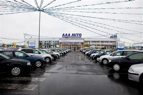 Aaa Auto by Aaa Auto Formally Opens New F 243 T Branch In Hungary
