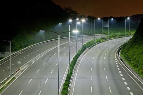 Road Led Light by Cree Lights Up Led Highway Project In China With