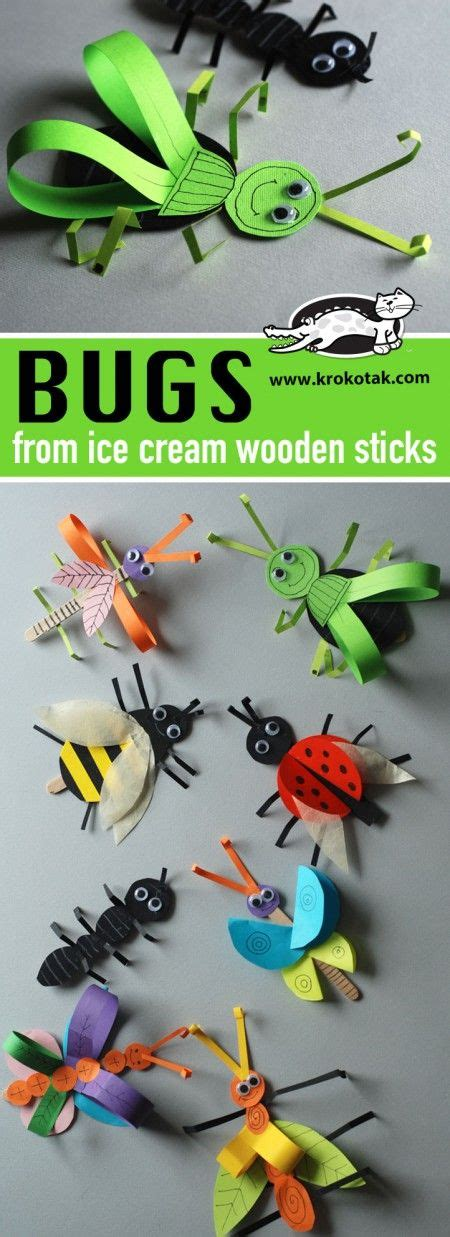 bug crafts for 562 best images about insect activities on