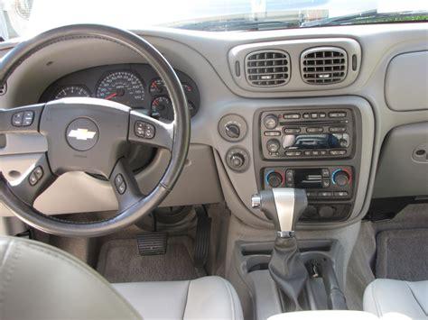 Trailblazer Interior by 2005 Chevrolet Trailblazer Pictures Cargurus