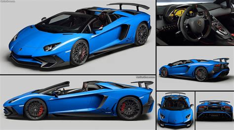 how many lamborghini aventador sv roadsters were made lamborghini aventador lp750 4 sv roadster 2016 pictures information specs