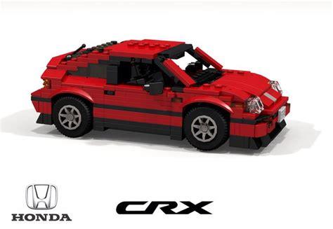 Lego Honda Crx Lego Vehicles Honda Crx