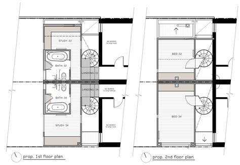 second floor extension plans two home extension in richmond australia