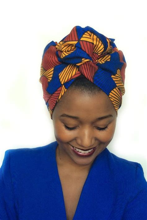 pinterest black woman with headscarf les 25 meilleures id 233 es de la cat 233 gorie turbans africains