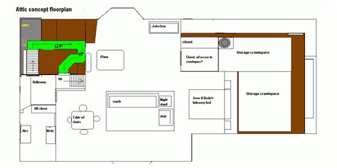 house with attic floor plan the house full house forever