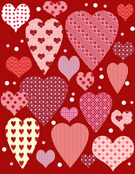 printable valentine paper http jamiebrock hubpages com hub printable freebies