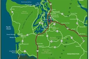 seattle map washington maps logistics visit seattle