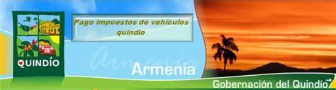 Pago Impuestos Sobre Vehiculos Automotores Del Quindio | impuestos vehiculos armenia impuestos vehiculos quindio