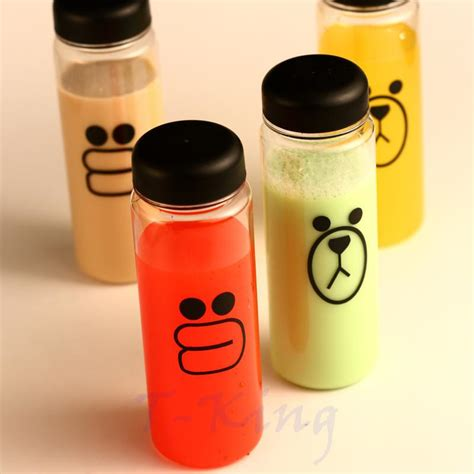 Botol Minum My Bottle 500ml Pouch 1 botol minum plastik karakter line sally brown 500ml