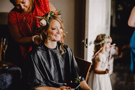 Wedding Hair Accessories Clifton Bristol by A And Colourful Country House Wedding