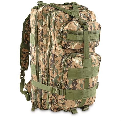 tactical style backpack tactical 3 day assault rucksack 608442 style