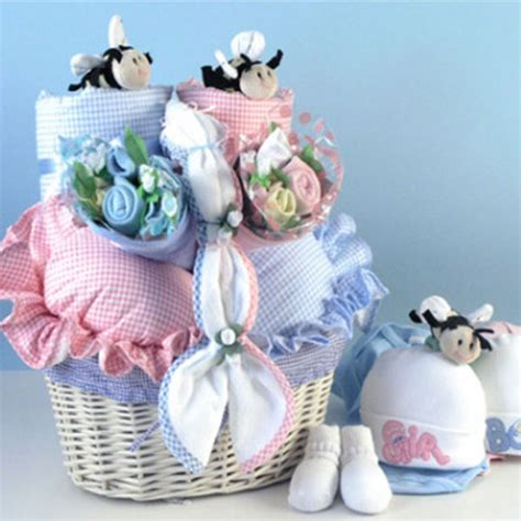 Gifts For Babies - babies in bloom quot baby gift basket